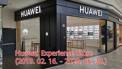 Bezárt hazánk egyetlen Huawei Experience Store-ja