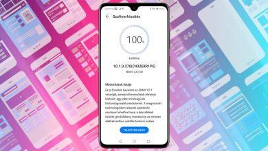 A Huawei Mate 20 is EMUI 10.1-re frissül