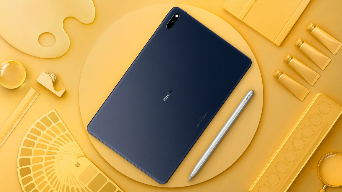 Huawei MatePad (10.4) tablet Magyarországon
