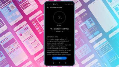 EMUI 10.1 frissítést kapott a Huawei Nova 5T