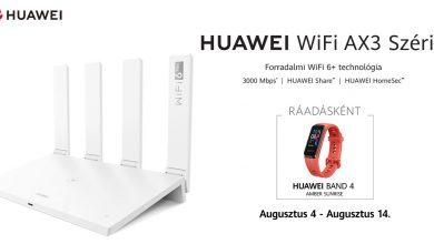 Nyári Huawei akciók az Extreme Digitalnál