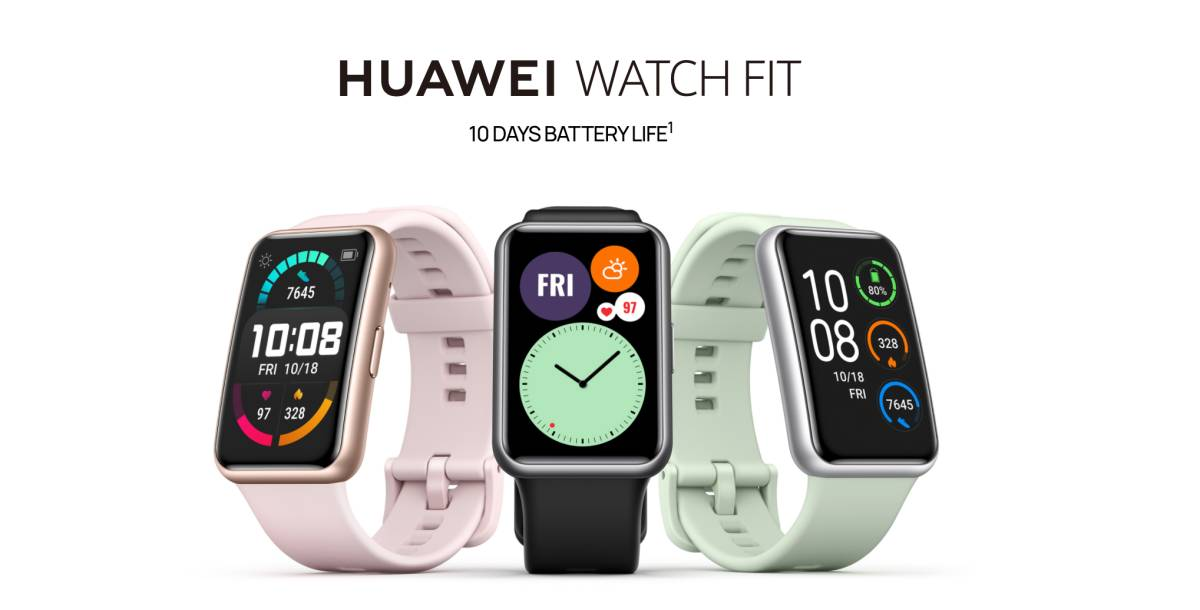 Huawei Watch Fit okoskarkötő