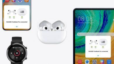 A Huawei FreeBuds Pro még komolyabb zajszűrést kínál