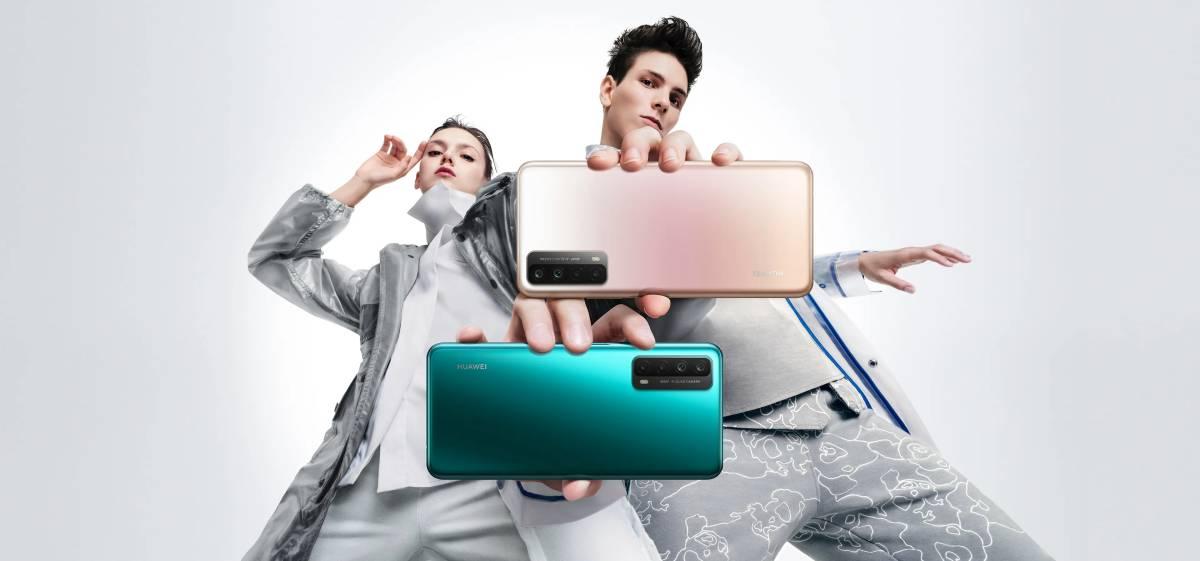 Debütált a Huawei P smart 2021 okostelefon