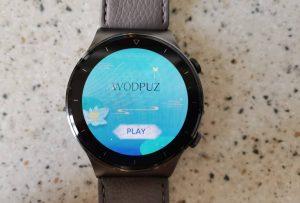 Huawei Watch GT 2 Pro sportóra teszt