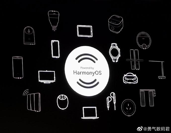 Itt a Powered by HarmonyOS logó
