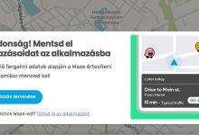 Hasznos új funckiót kapott a Waze navigáció