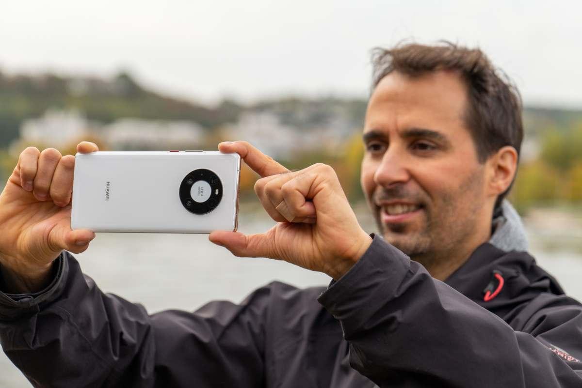 A DxOMark trónjára repült a Huawei Mate40 Pro