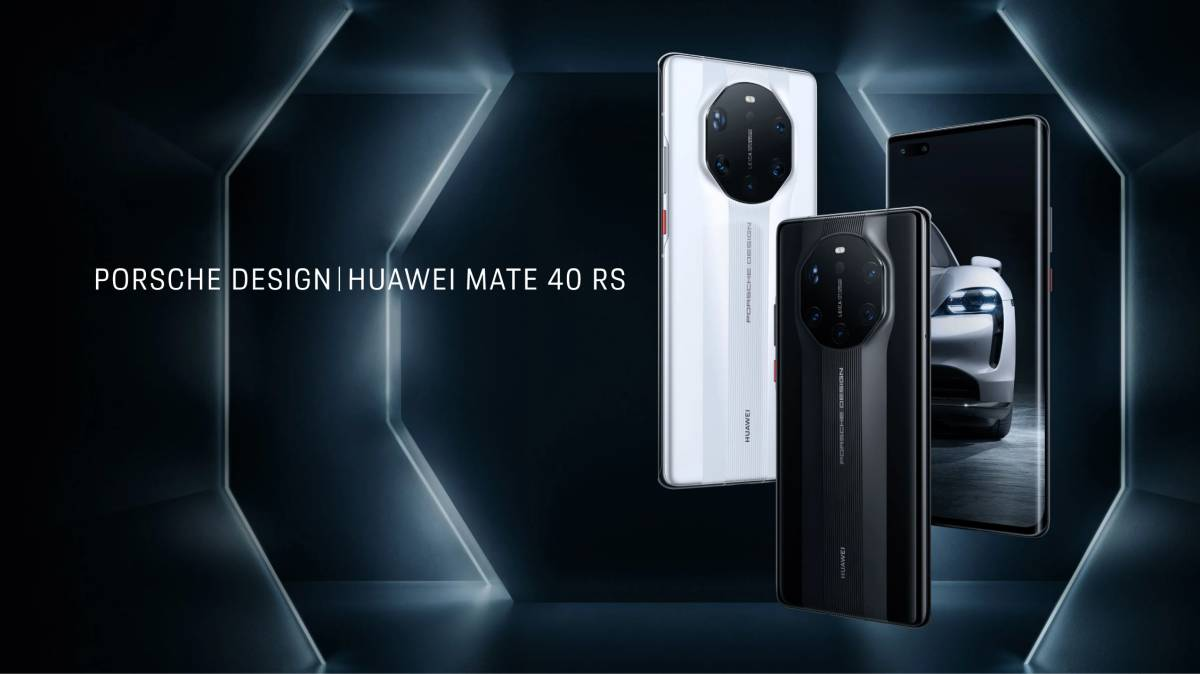 PORSCHE DESIGN Huawei Mate40 RS - akinek semmi sem elég