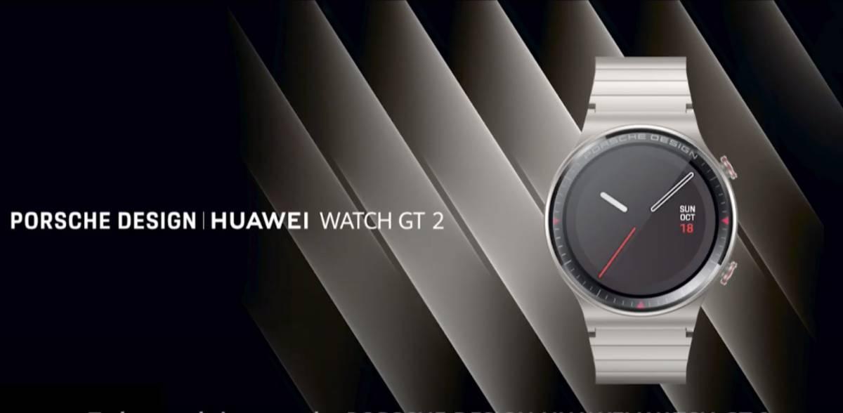 PORSCHE DESIGN órát villantott a Huawei