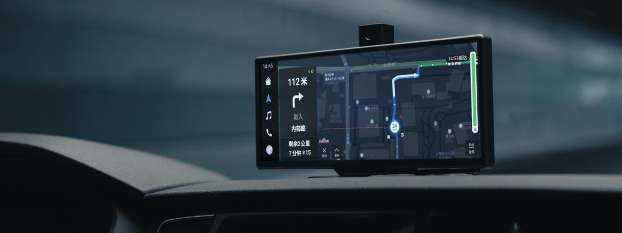 Ilyen lett az autót felokosító Huawei HiCar kijelző