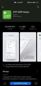 Megérkezett az OTP Smartbank a Huawei AppGallery-be