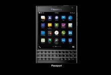 BlackBerry Passport - az egyik utolsó BB okostelefon