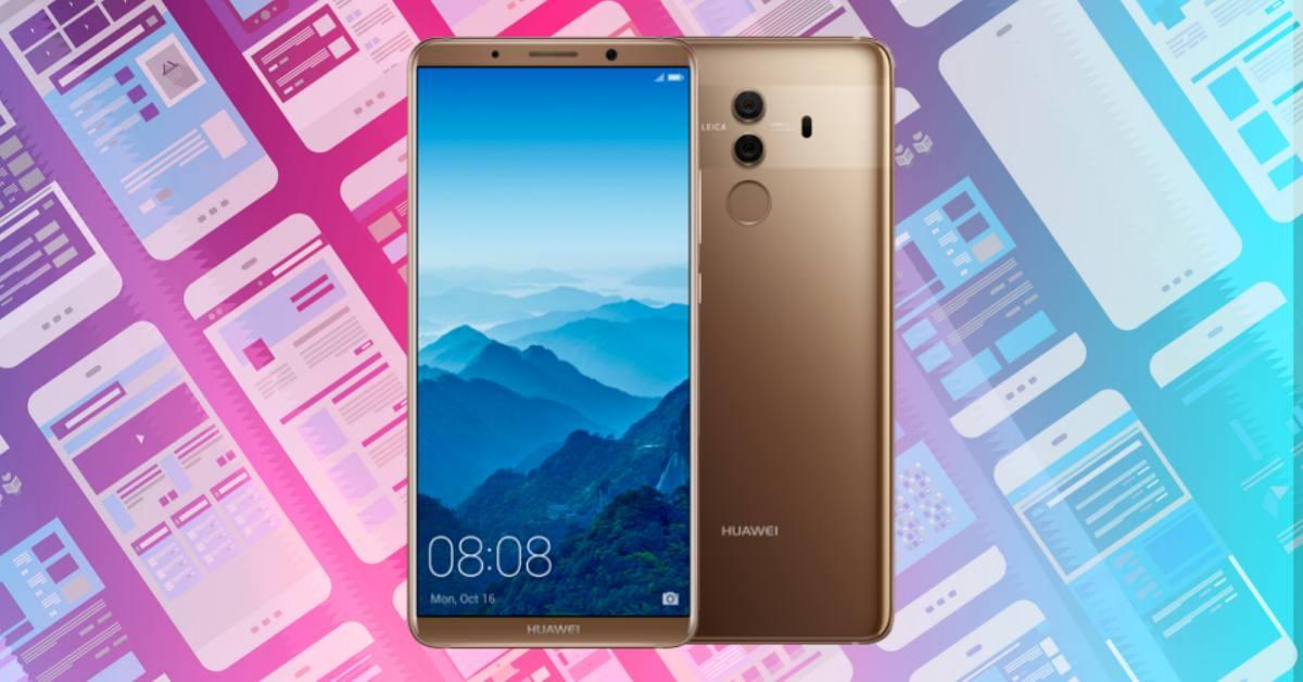 Huawei Mate 10 Pro szerviz árak
