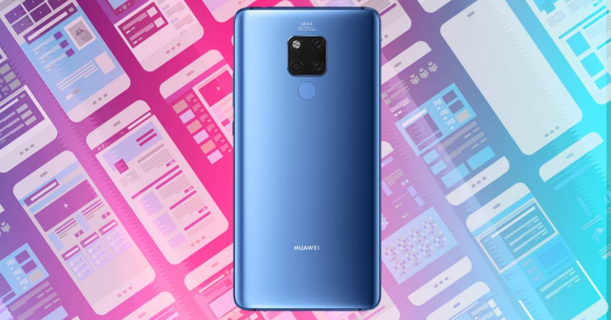 Huawei Mate 20 szerviz árak