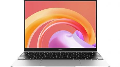 2021-es frissítést kapott a Huawei MateBook 13
