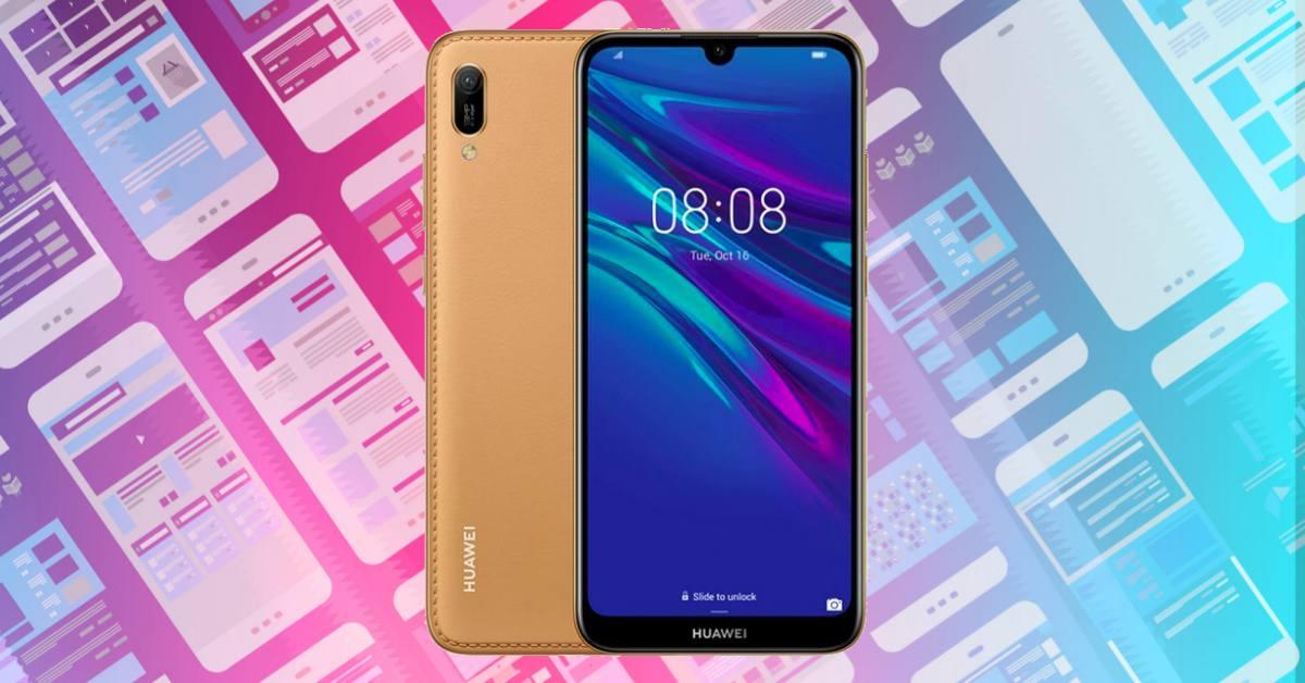 Huawei Y5 2019 szerviz árak