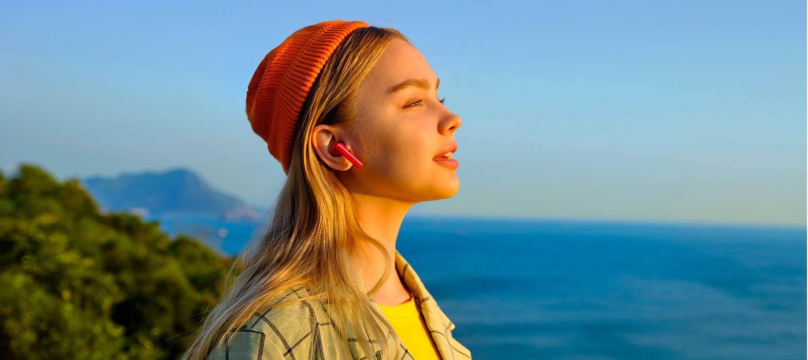 Huawei Freebuds 4i headset
