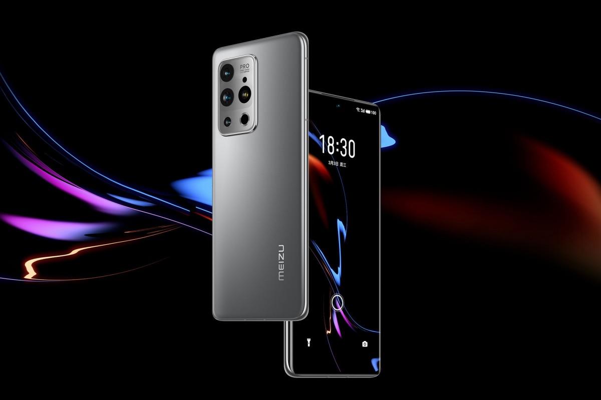 Az új Meizu 18 Pro, Qualcomm Snapdragon 888 rendszerchippel
