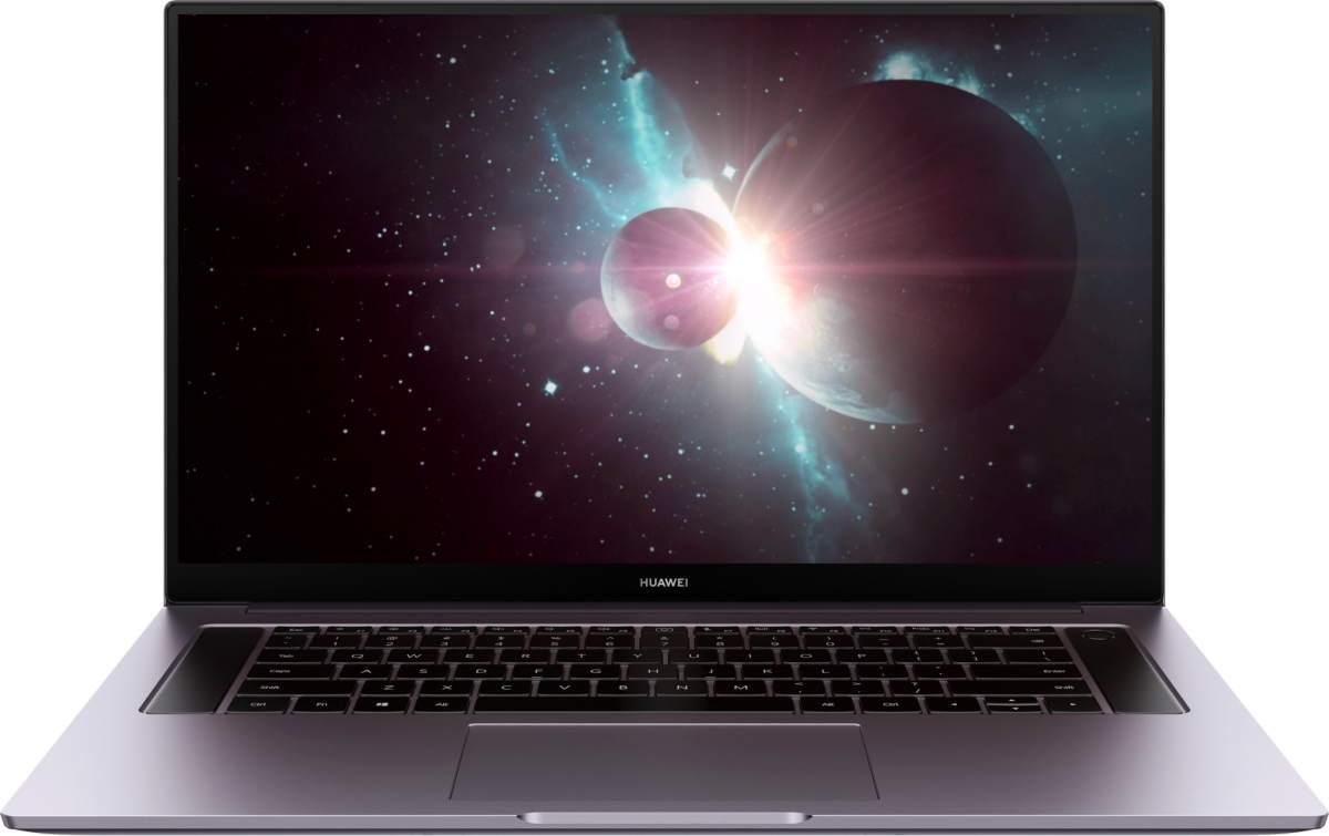 Itt a Huawei Matebook D 16 notebook