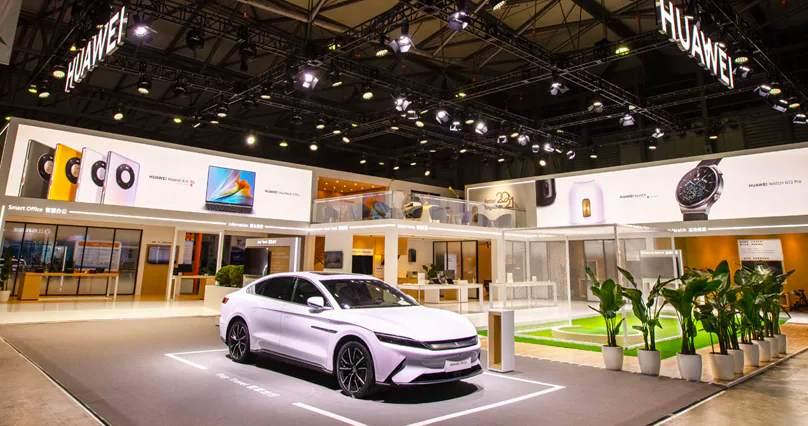 Huawei önvezető rendszer jöhet talán az AUDI autóiba