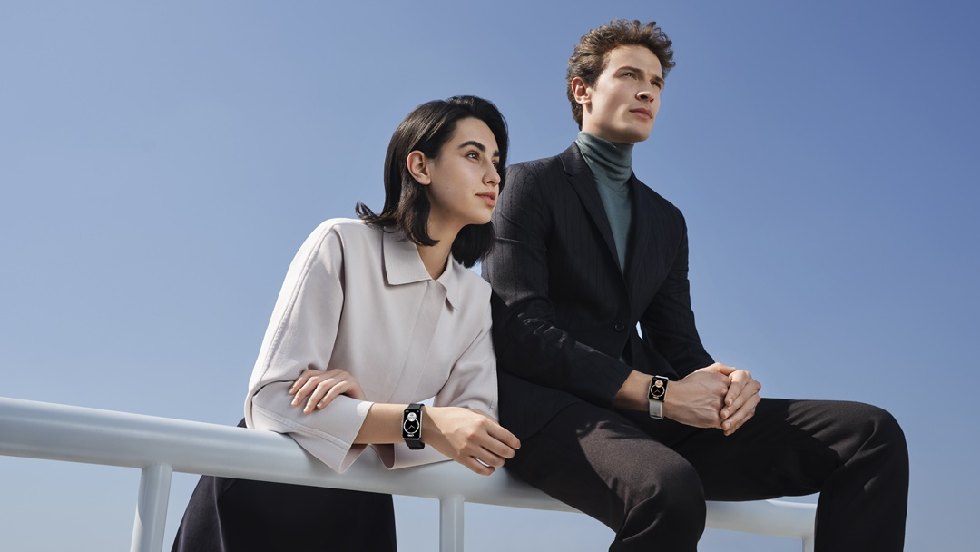 Huawei Watch Fit Elegant sportóra