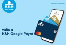 K&H Google Pay