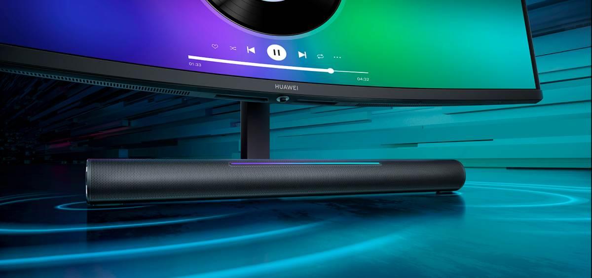 Megjött a játékosoknak szánt Huawei MateView GT monitor