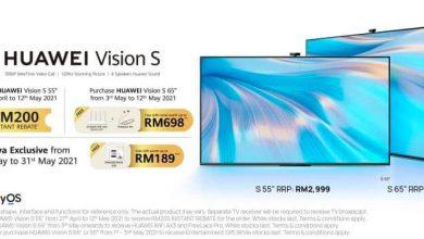Kínán kívül is megjelenik a Huawei Vision S tévé család