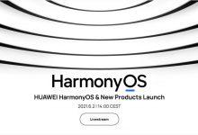 Itt követheted a HarmonyOS élő bemutatóját