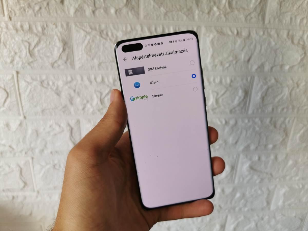 Újra van NFC-s mobilfizetési lehetőség a HMS-es Huawei telefonokon