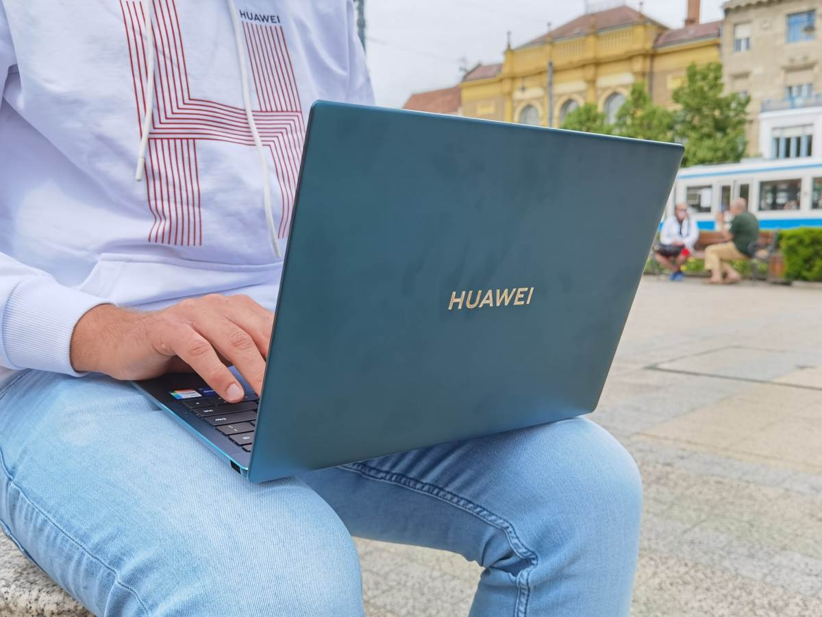 Huawei Matebook X Pro 2021 notebook bemutató