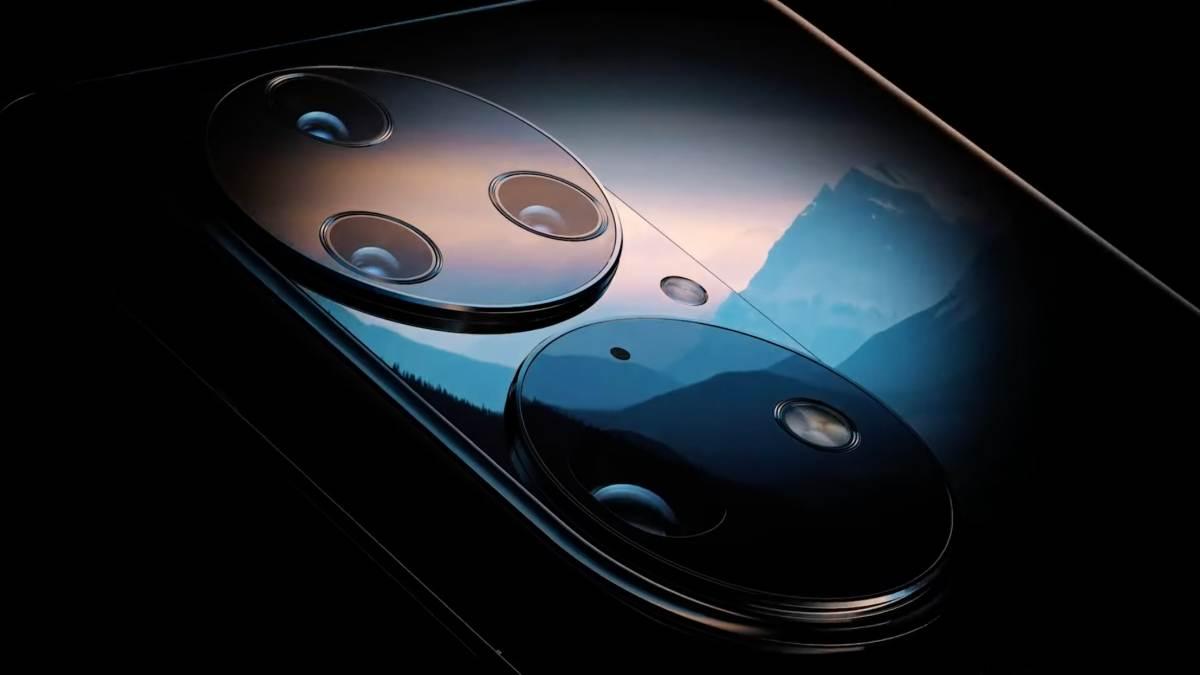 Ilyen a Huawei P50 Pro