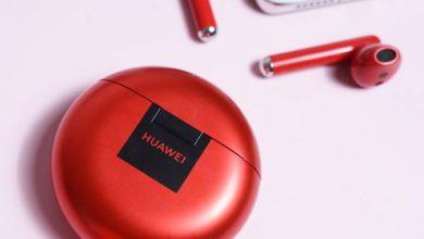 Pirosban is megjelenik a Huawei Freebuds 4
