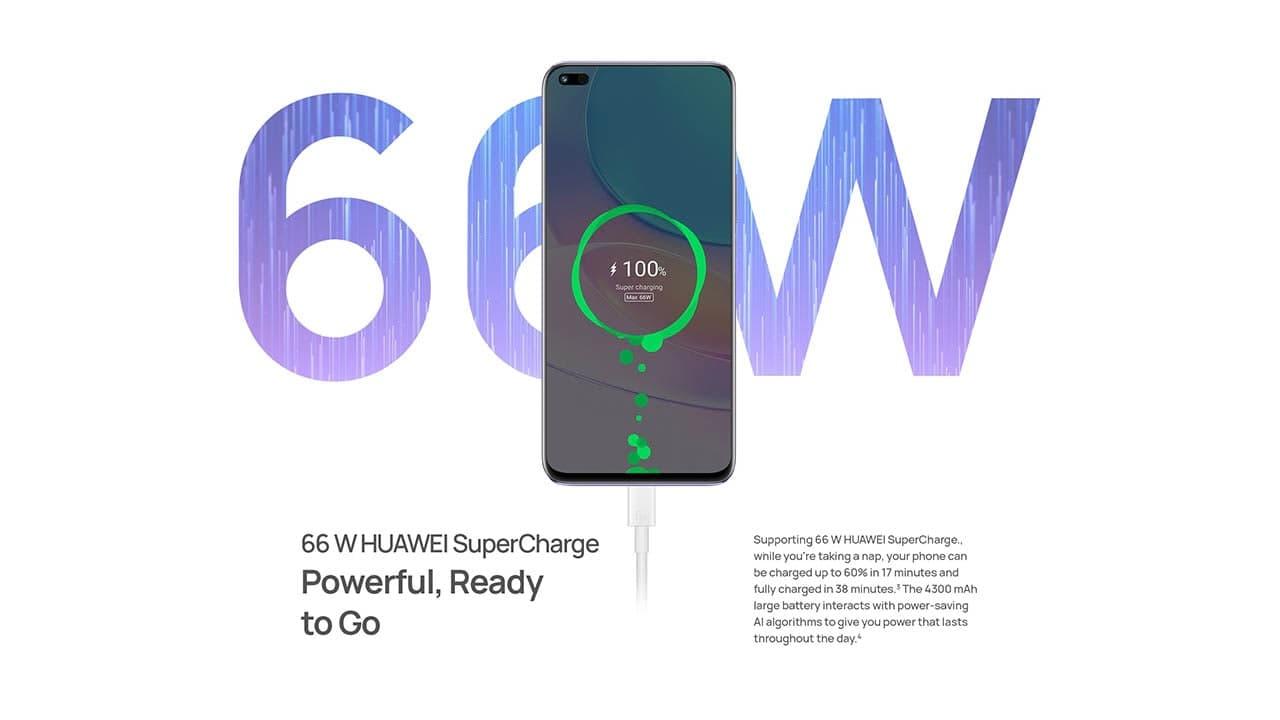 Jön a Huawei nova 8i, érdekes kijelzővel