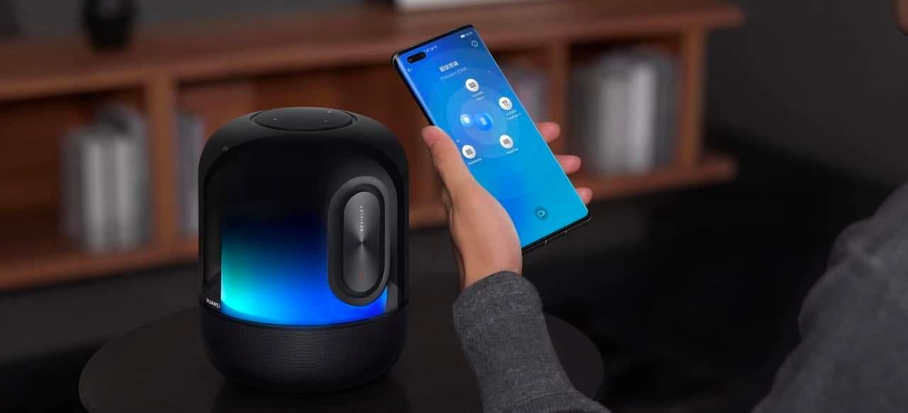 HarmonyOS-szel jött a Huawei Sound X 2021