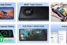 Olcsó Huawei Mate40 Pro másolatot villantott a Cubot