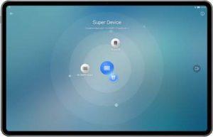 HarmonyOS Super Device