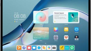 Így fut a HarmonyOS a Huawei legújabb táblagépén