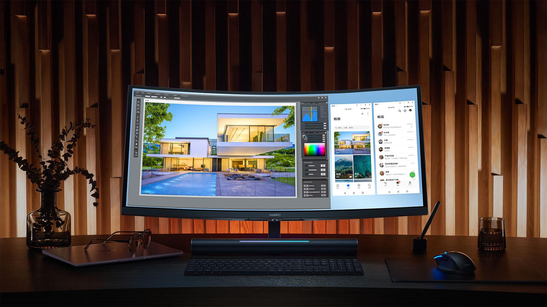 Huawei MateView GT: gamer monitor Magyarországon