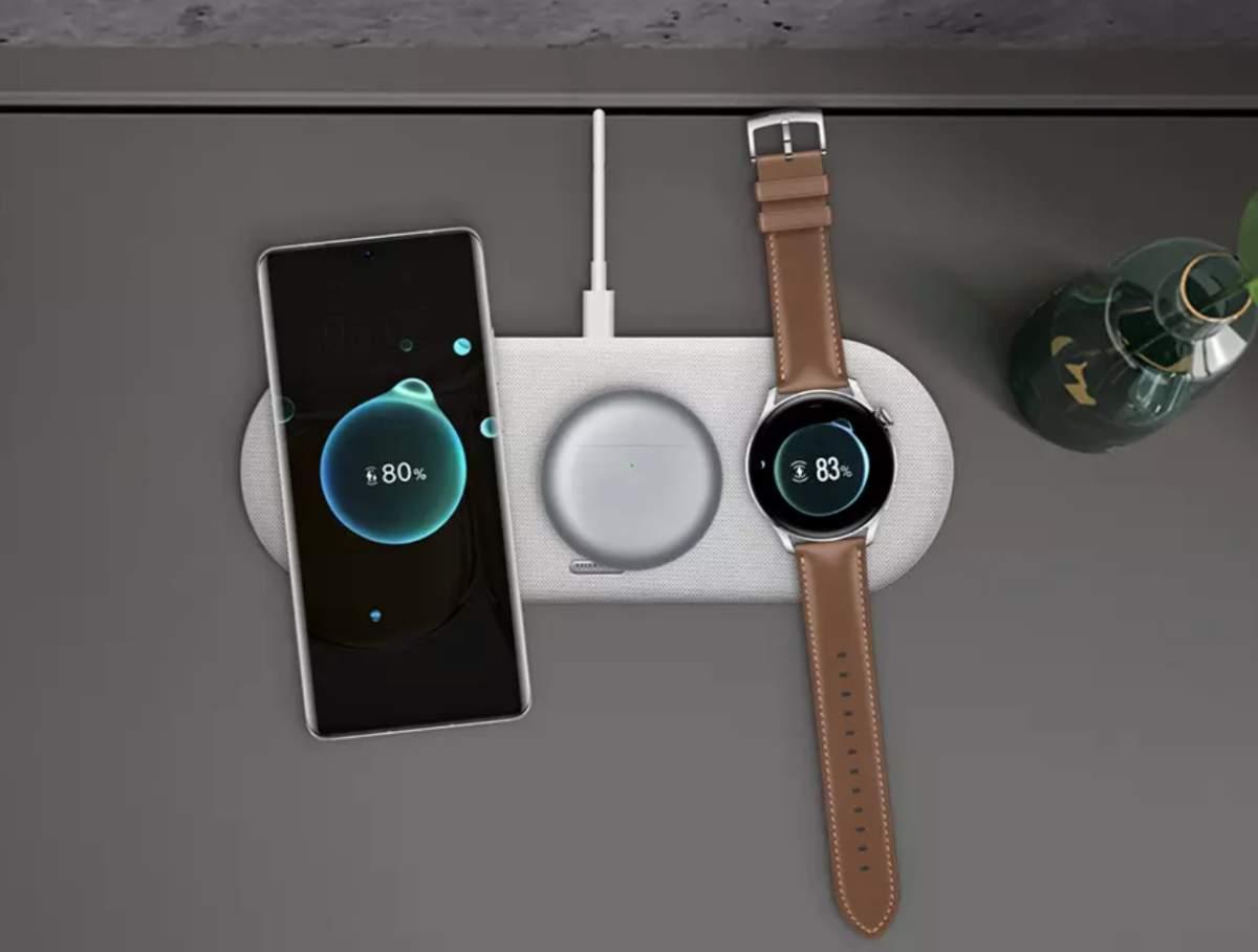A Huawei megcsinálta a vezeték nélküli töltőt, amit az Apple nem tudott