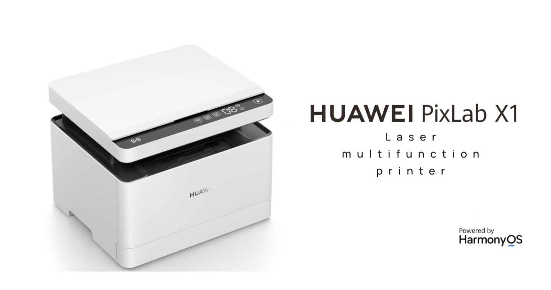 Huawei PixLab X1: multifunkciós nyomtató HarmonyOS-szel