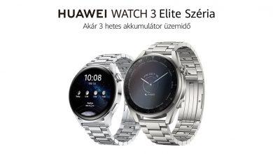 Huawei Watch 3 Elite