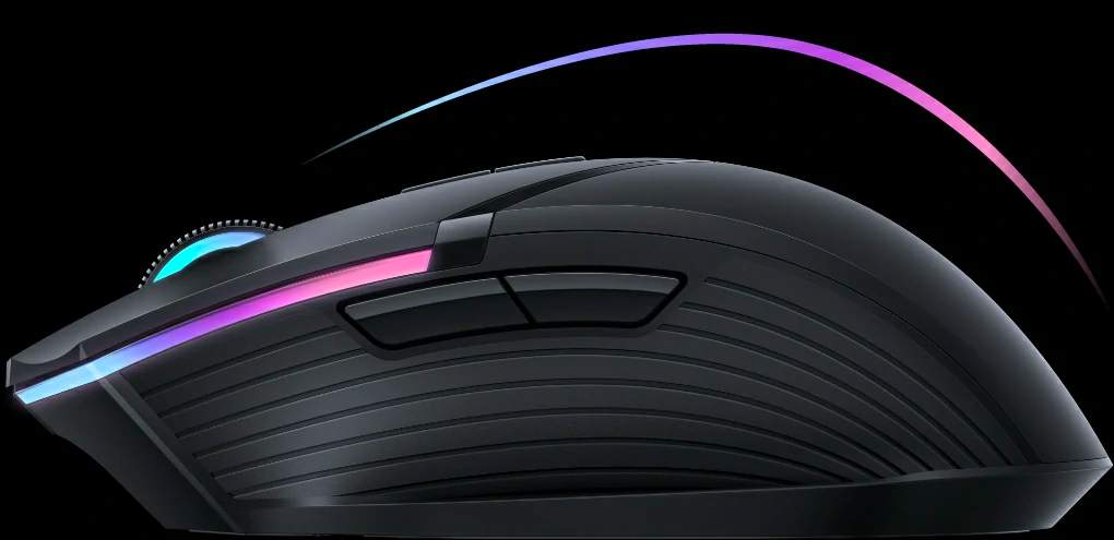 Huawei Wireless Mouse GT: egér gamereknek Qi töltéssel