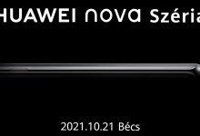 Új Huawei nova modell debütál Bécsben